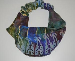 Multicolor Bandana Tuch Haarband Ornamente