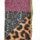 New Ladies Fashion Schal in Leo-Print
