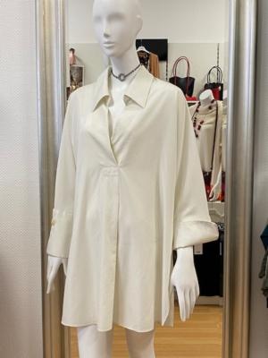 Tunikakleid MANGO Weiß