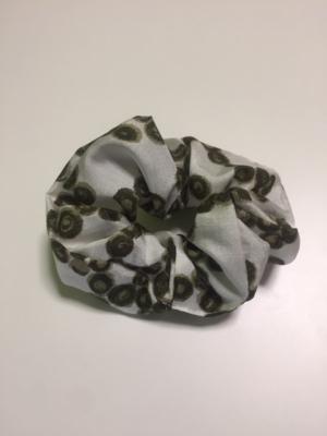 Scrunchie Haargummi Haar-Styling-Accessoire Kreise
