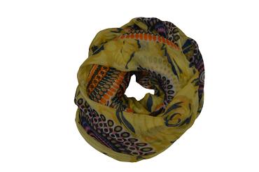 Loop - Schal Flowerprint