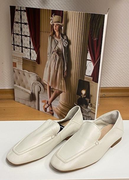 Damenschuhe Schuhe Mokassins MANGO Gr. 36